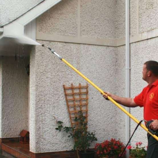 External Cleaning