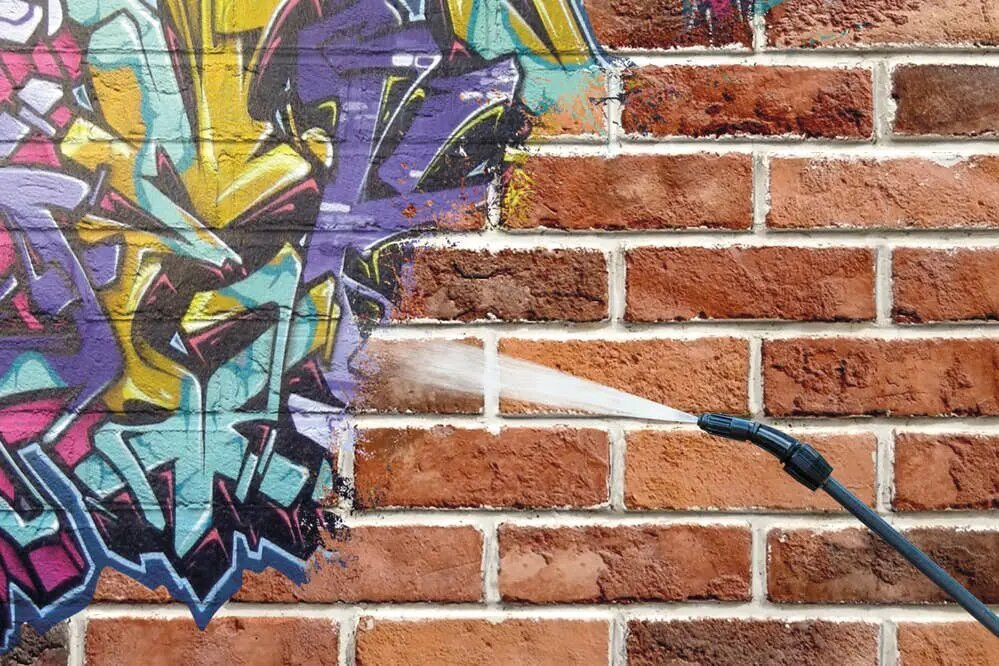 Graffiti Removal Canberra ACT