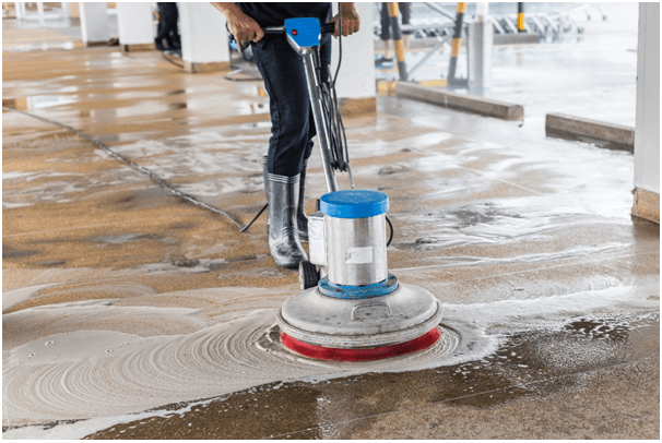 Factory Floor Cleaning Services Canberra ACT